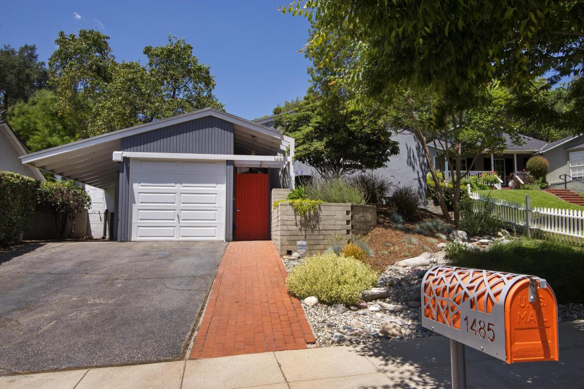 Photo of 1485 Vista Lane  Pasadena  CA