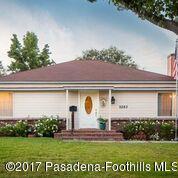 Photo of 2263 E Dudley Street  Pasadena  CA