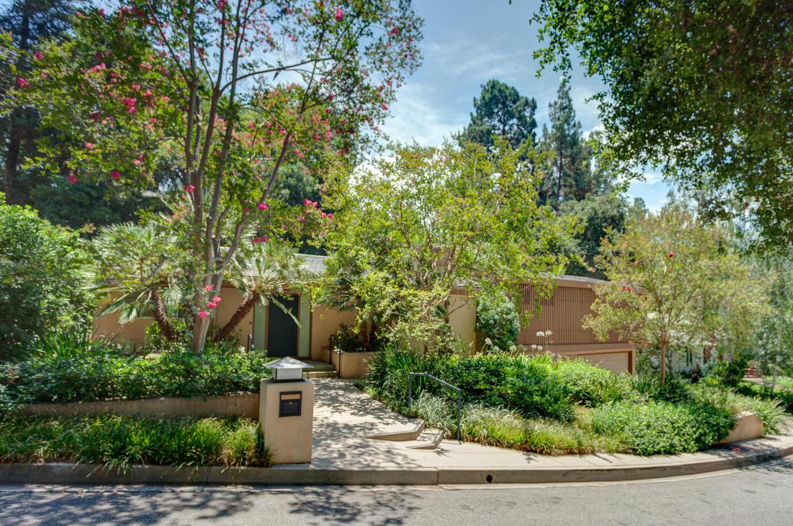 Photo of 1040 Stoneridge Drive  Pasadena  CA
