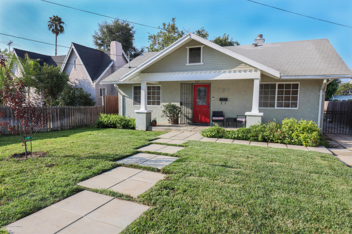 Photo of 722 Royce Street  Altadena  CA