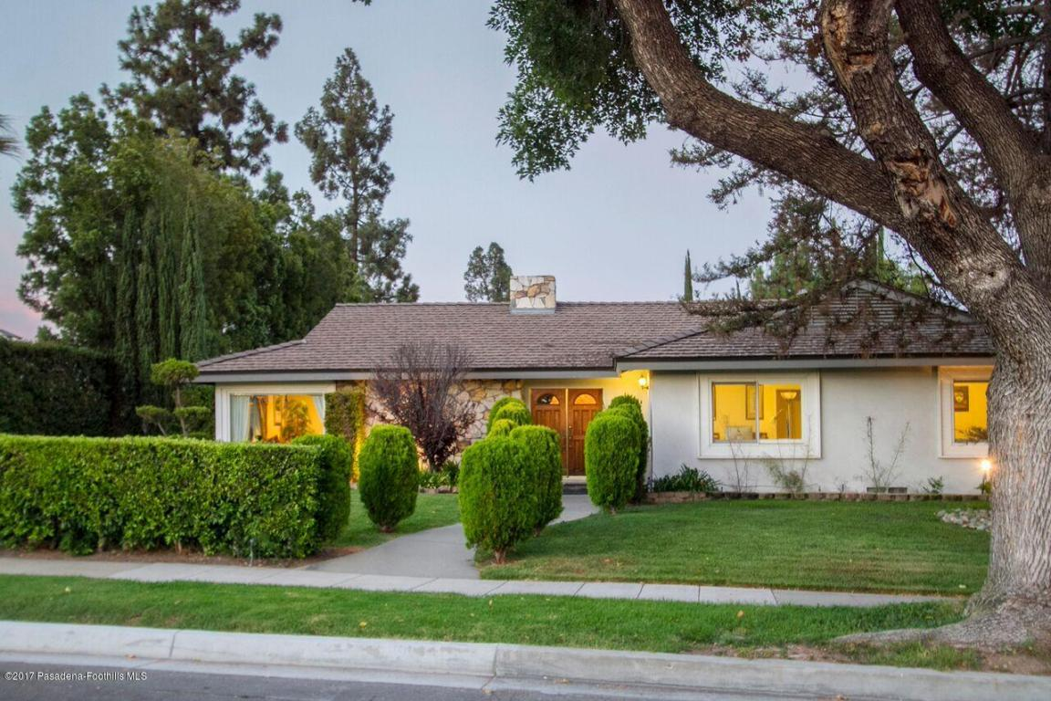 Photo of 1310 Vandyke Road  San Marino  CA