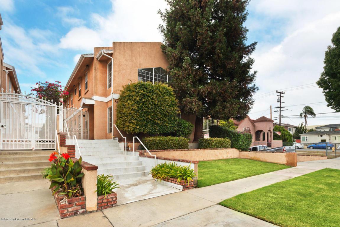 Photo of 705 Myrtle Avenue  Inglewood  CA