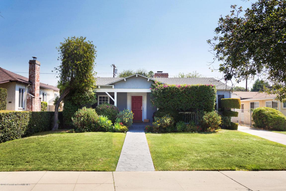 Photo of 1670 Kenneth Way  Pasadena  CA