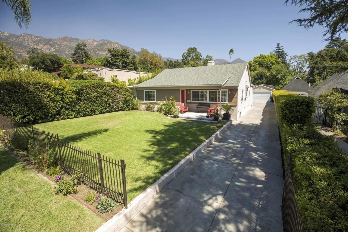 2518 Ganesha Avenue, Altadena, California