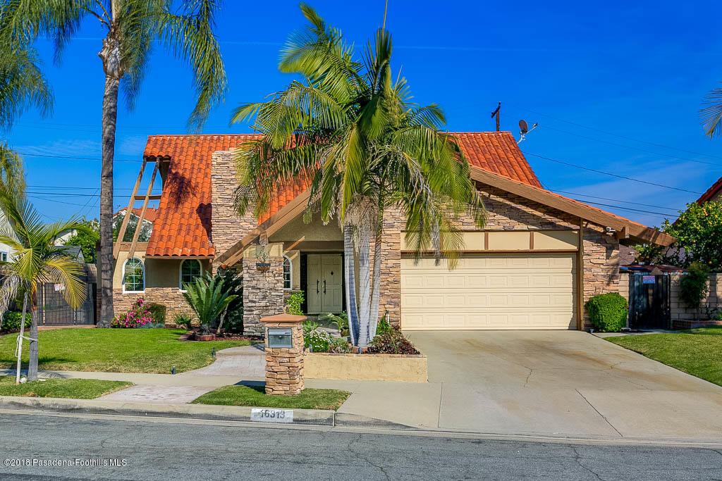 16313 Gregorio Drive Hacienda Heights, CA 91745