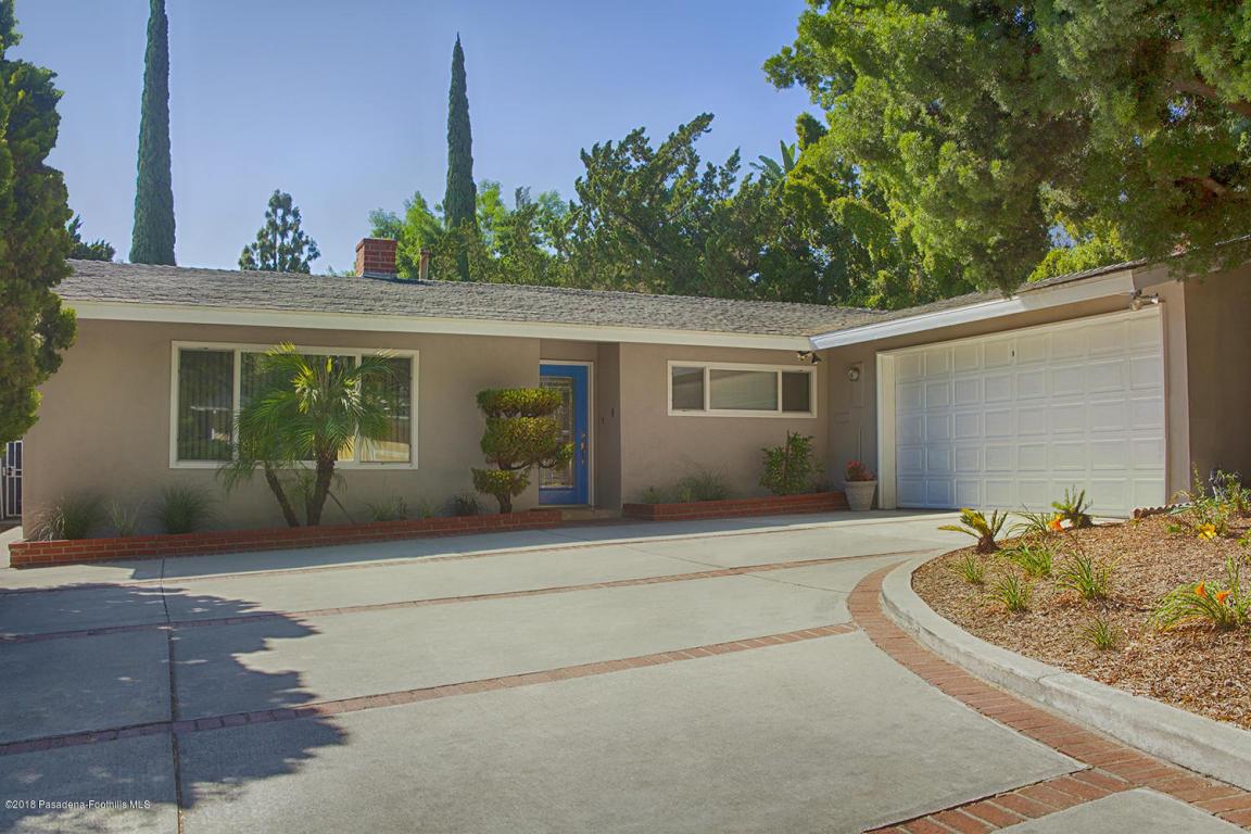 3475 Marengo Avenue Altadena, CA 91001