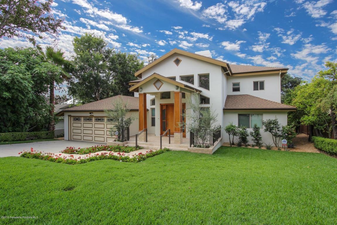 1858 E Mendocino Street Altadena, CA 91001