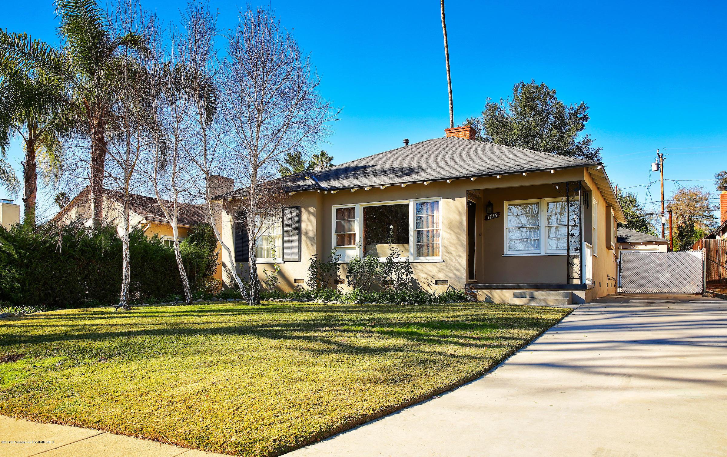 1775 Coolidge Avenue, Altadena, California
