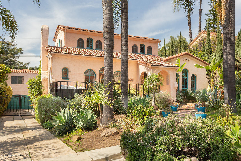 1329 Rossmoyne Avenue, Glendale, California