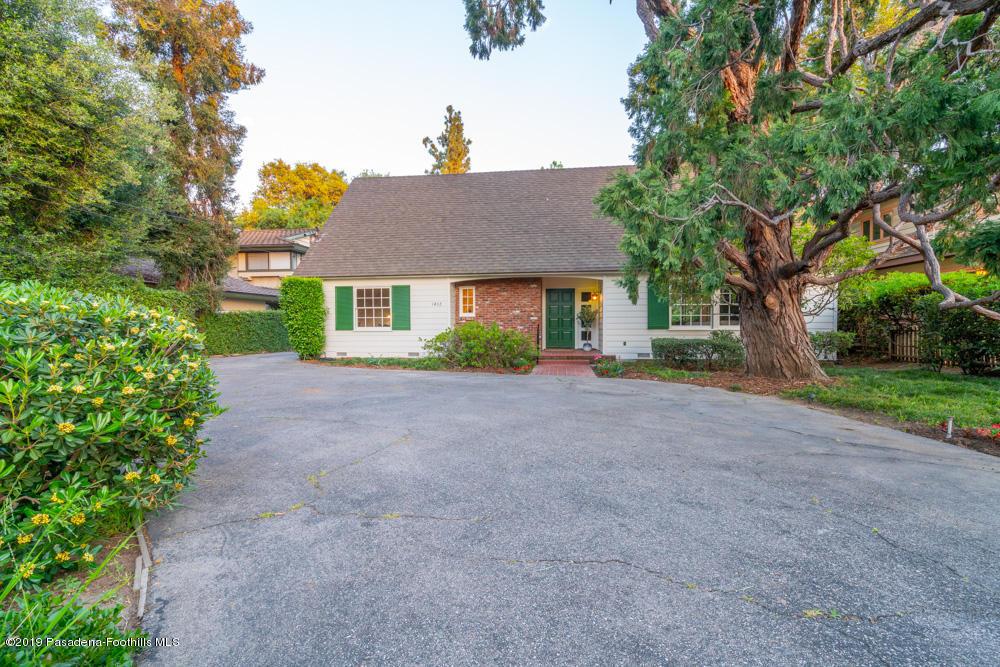 1408 Wilson Avenue San Marino, CA 91108