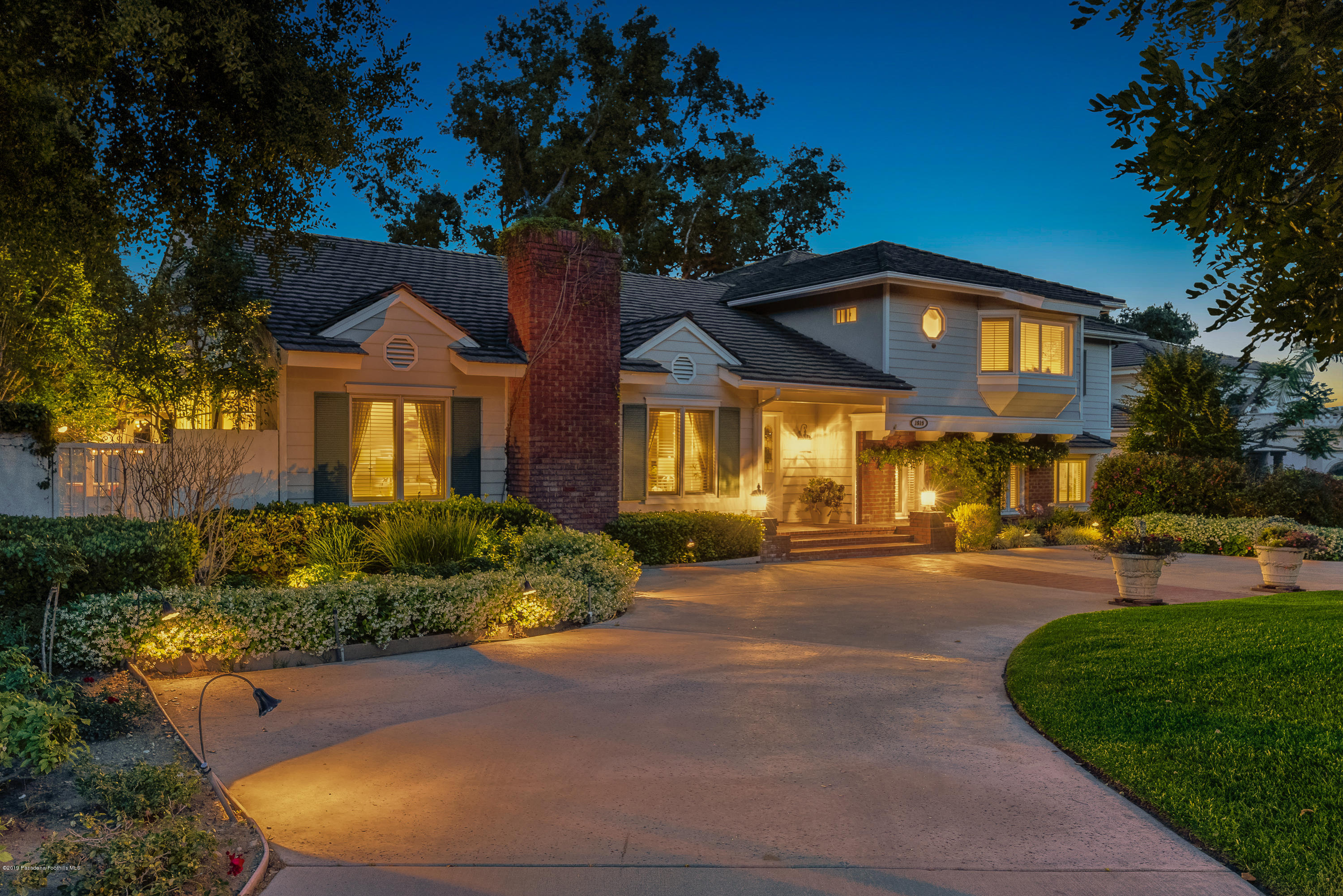 1610 Rodeo Road, Arcadia, California