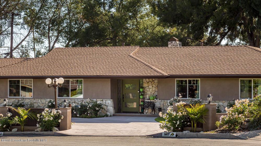 1617 Meadowbrook Road, Altadena, California 4 Bedroom as one of Homes & Land Real Estate