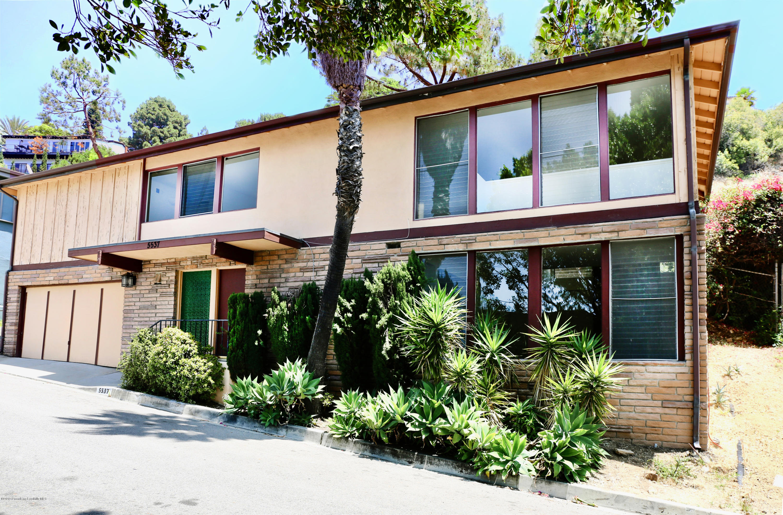 5537 Tuxedo Terrace Los Angeles, CA 90068