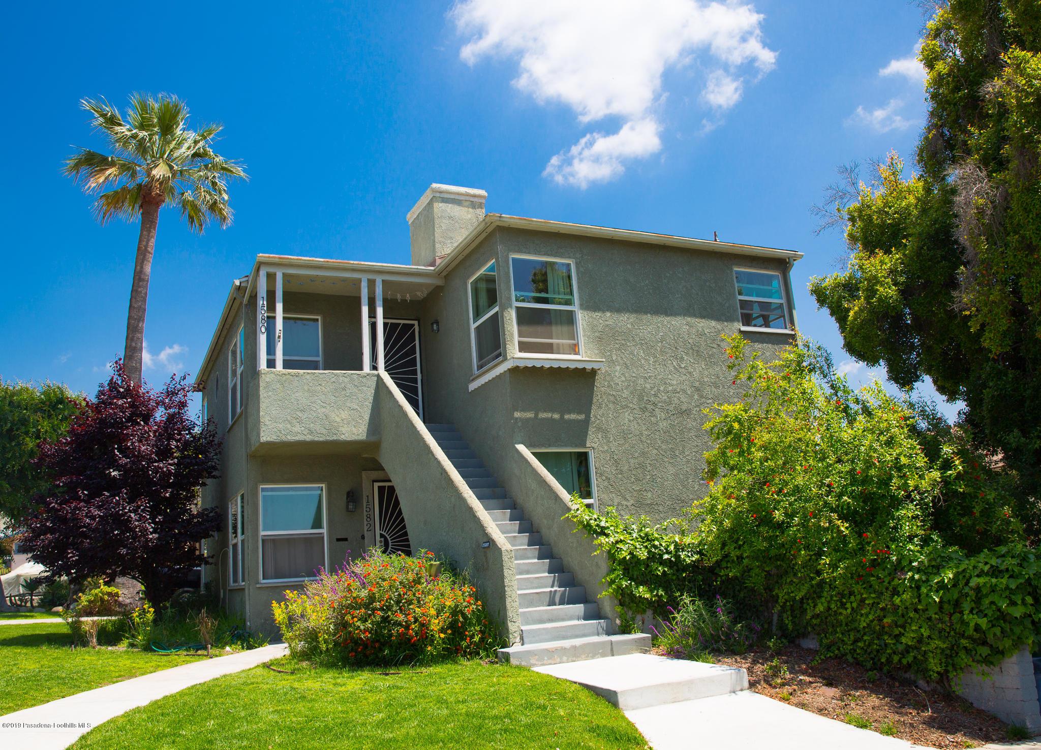 1580 Munson Avenue Los Angeles, CA 90042
