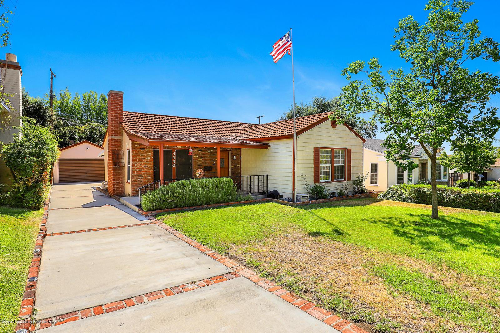 3440 Sierra Vista Ave Avenue, Glendale, California