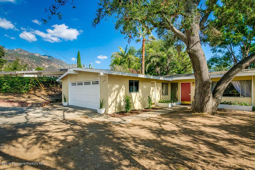 3490 Loma View Drive, Altadena, California