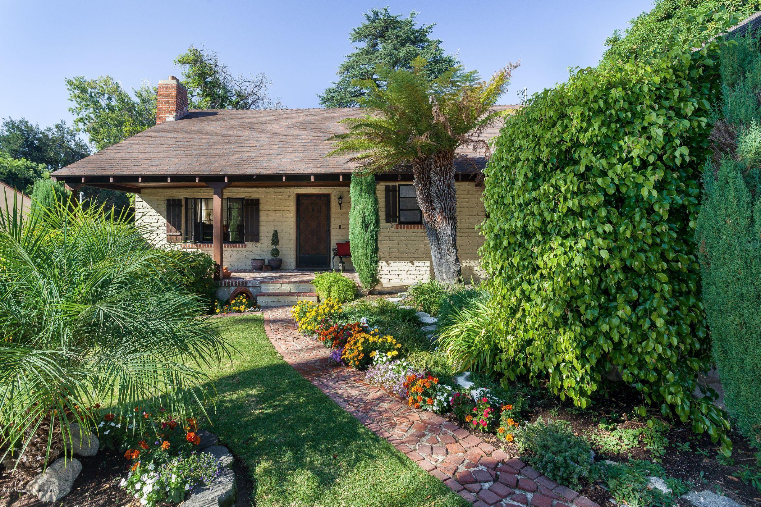 La Canada Flintridge Homes for Sale -  Ranch,  4549 Palm Drive
