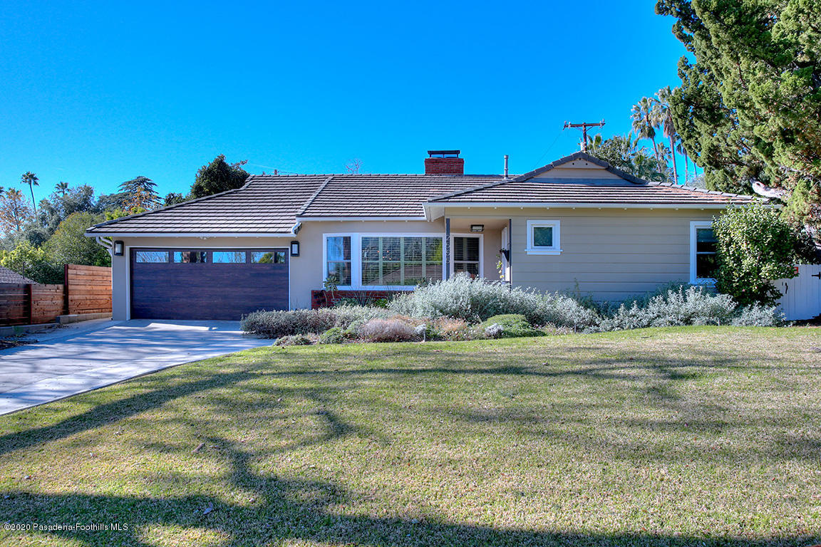 2555 Tanoble Drive, Altadena in Los Angeles County, CA 91001 Home for Sale