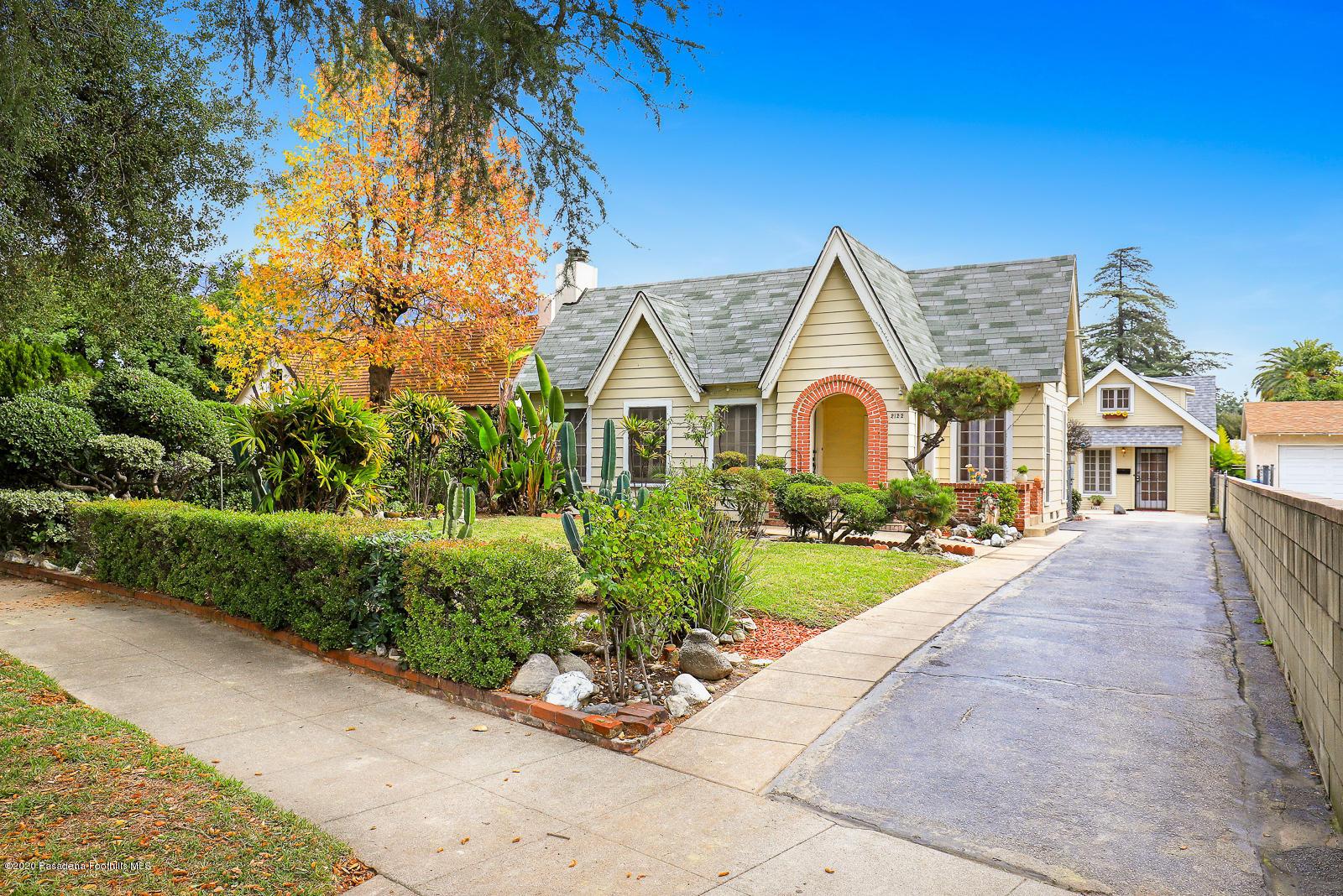 2122 Navarro Avenue, Altadena in Los Angeles County, CA 91001 Home for Sale