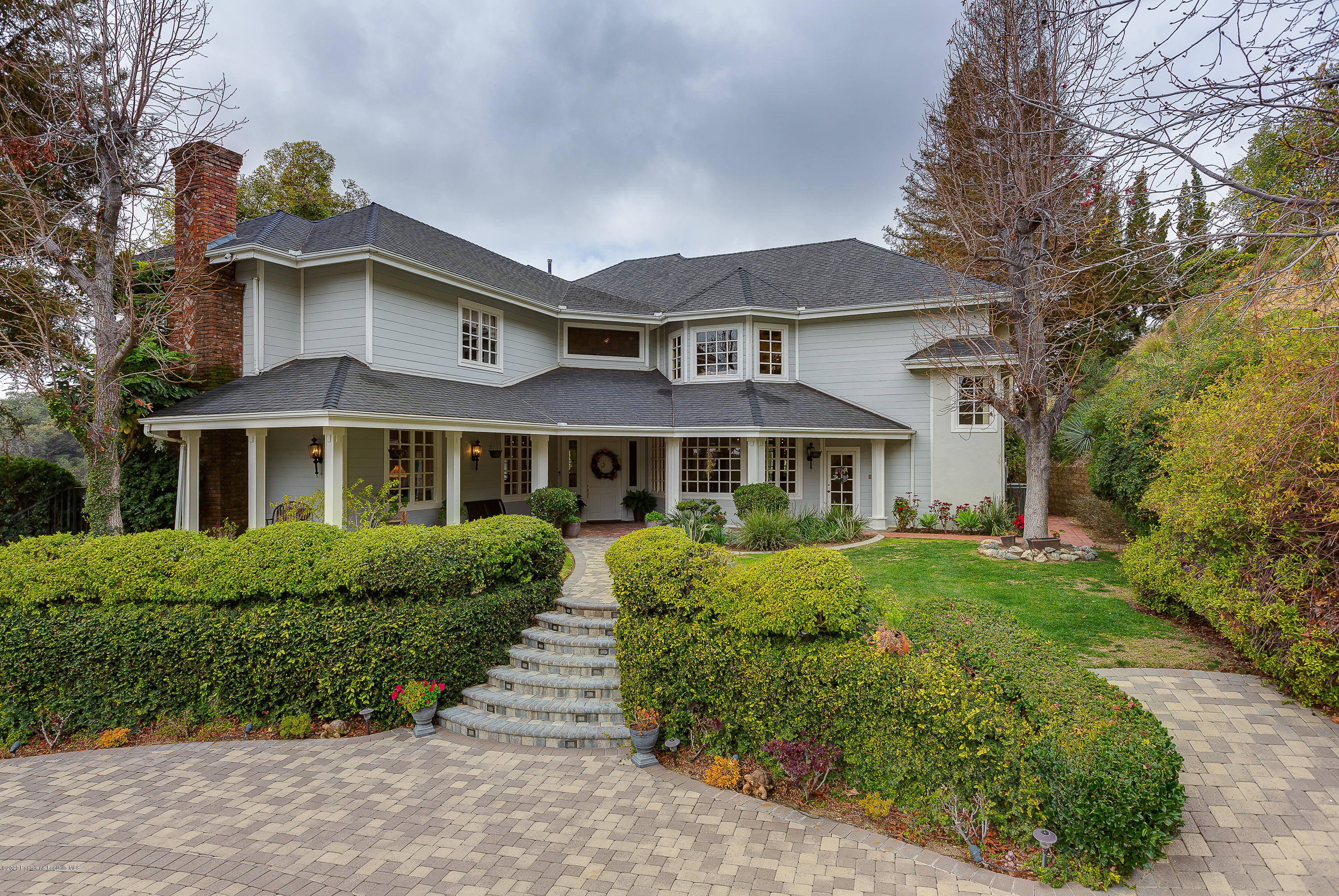 427 Long Canyon Road, one of homes for sale in Bradbury