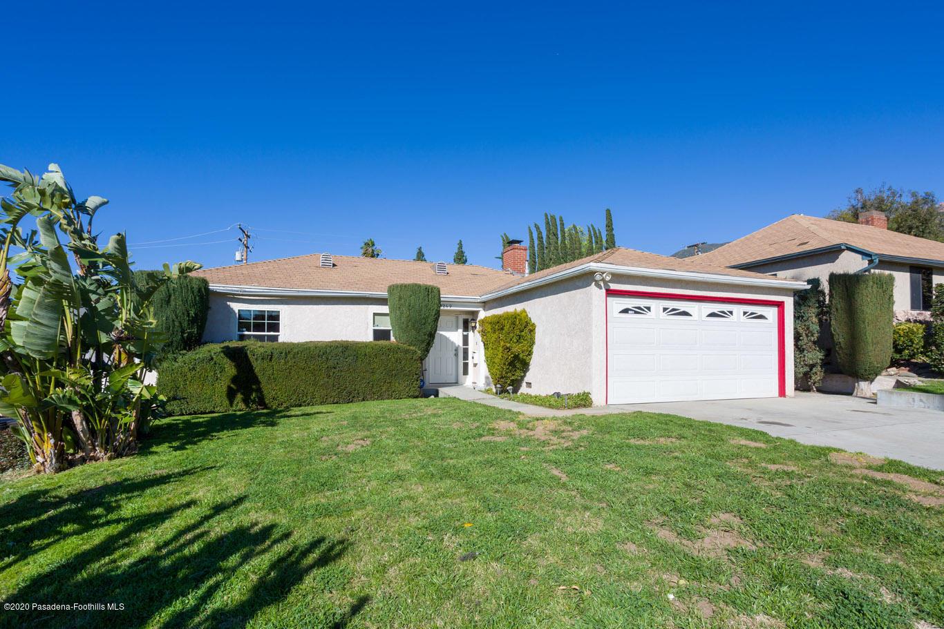 3269 Laurice Avenue, Altadena, California