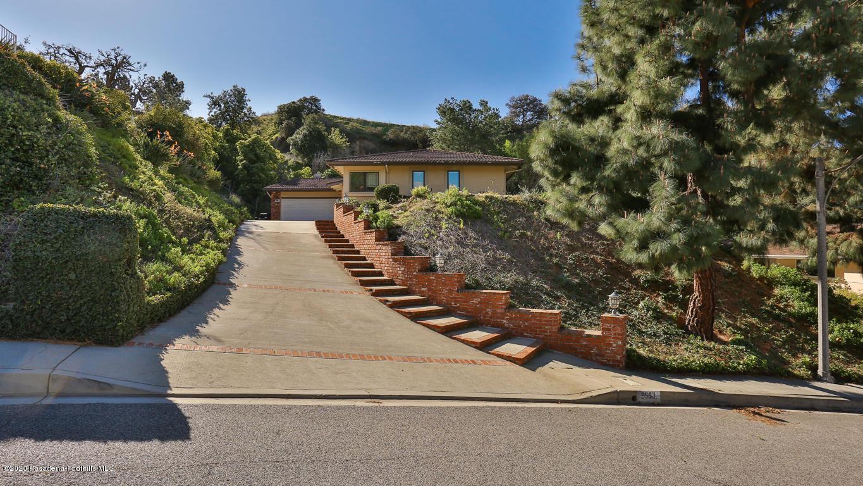 2660 Sleepy Hollow Place, Glendale, California