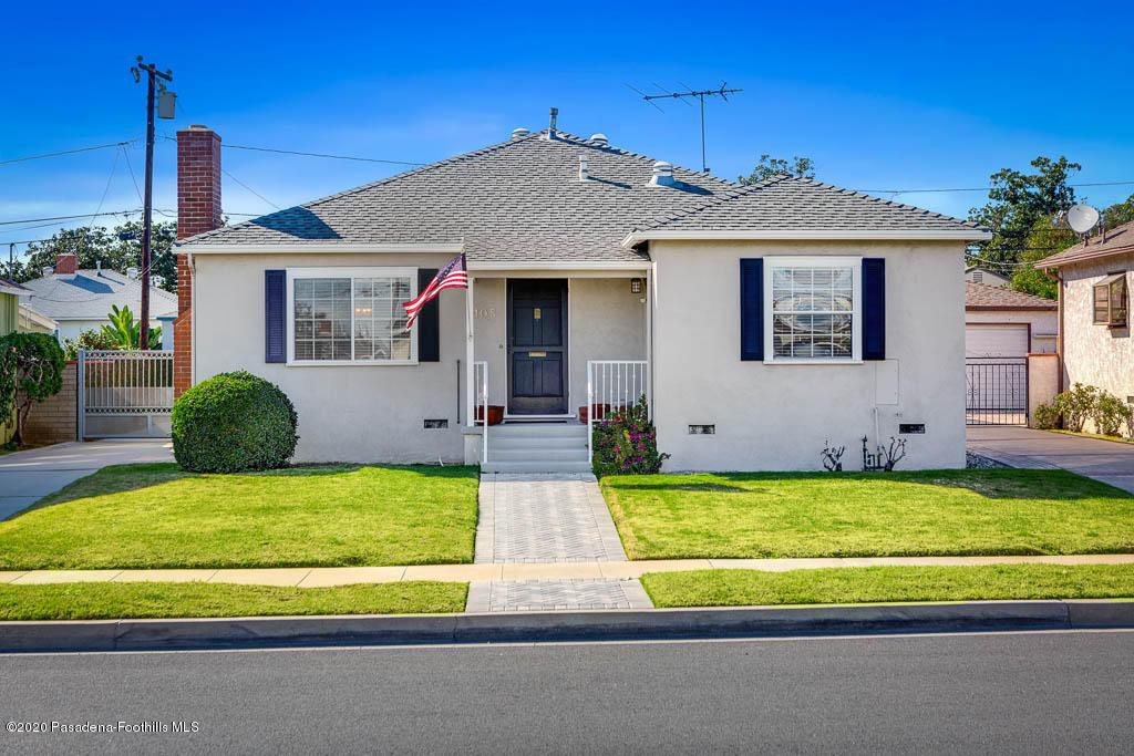 1105 Azalea Drive, Alhambra, California