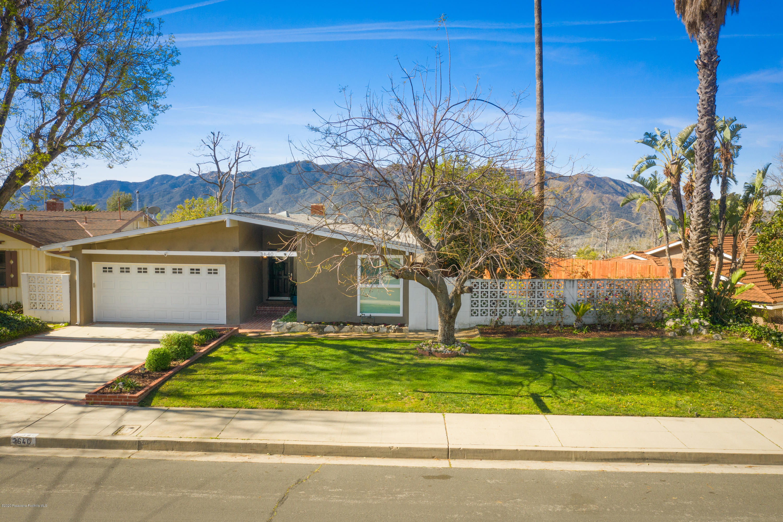 3640 Burritt Way, Glendale, California