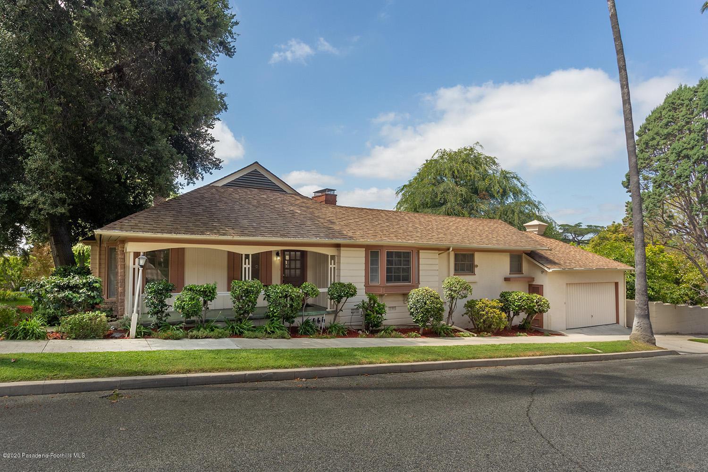 1733 Ben Lomond Drive, Glendale, California