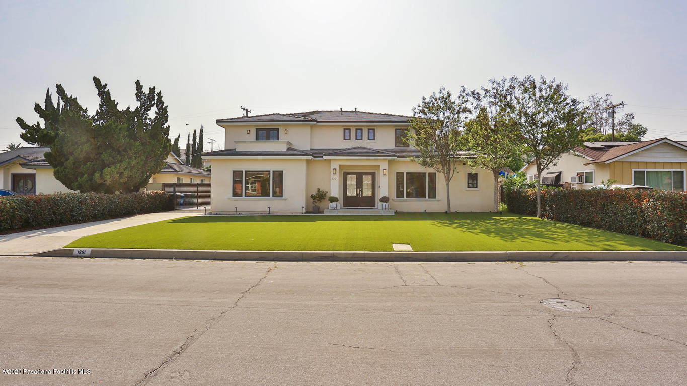 1221 S 9th Avenue, Arcadia, California