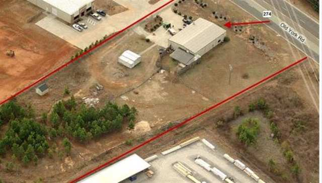 Commercial Property for Sale, ListingId:22137001, location: 5010 Old York Rd Rock Hill 29732