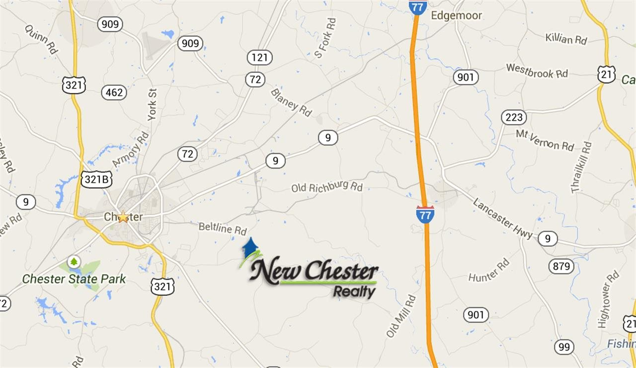 Land for Sale, ListingId:26673322, location: I-77 and Richburg Rd W Chester 29706
