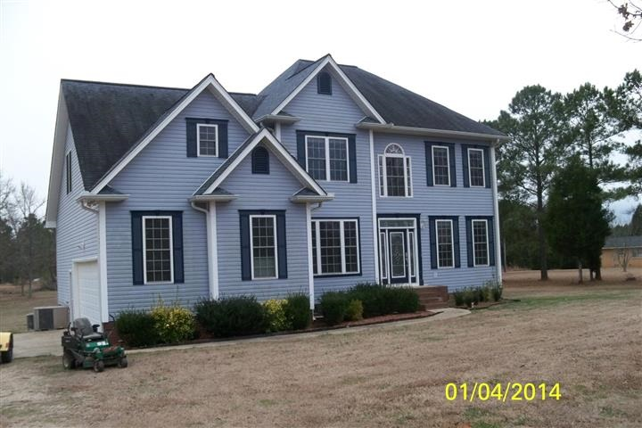 2 acres in Chester, South Carolina