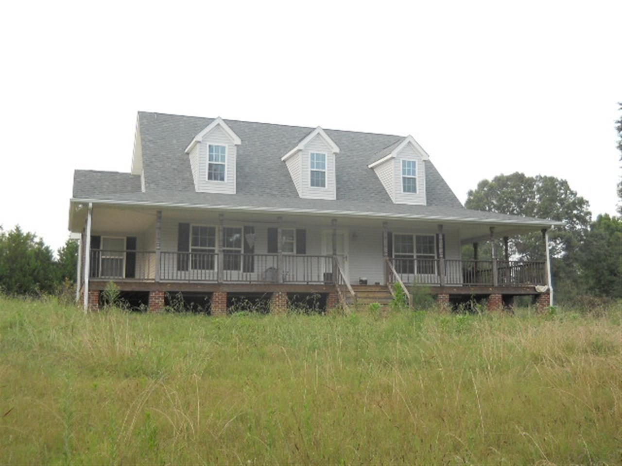 13 acres in Chester, South Carolina