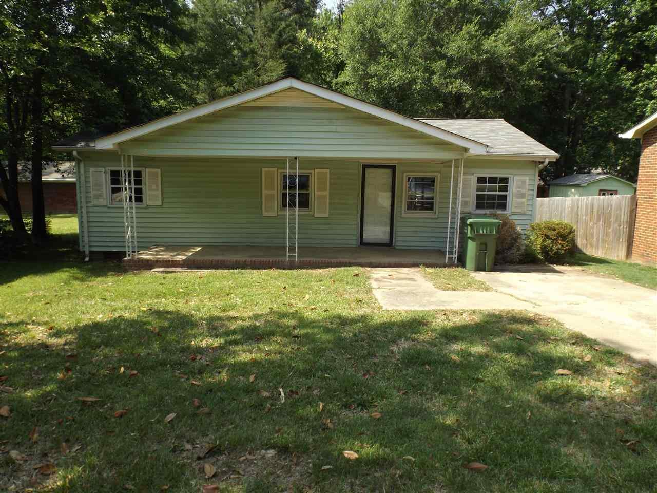 Real Estate for Sale, ListingId: 30049631, Lancaster,SC29720