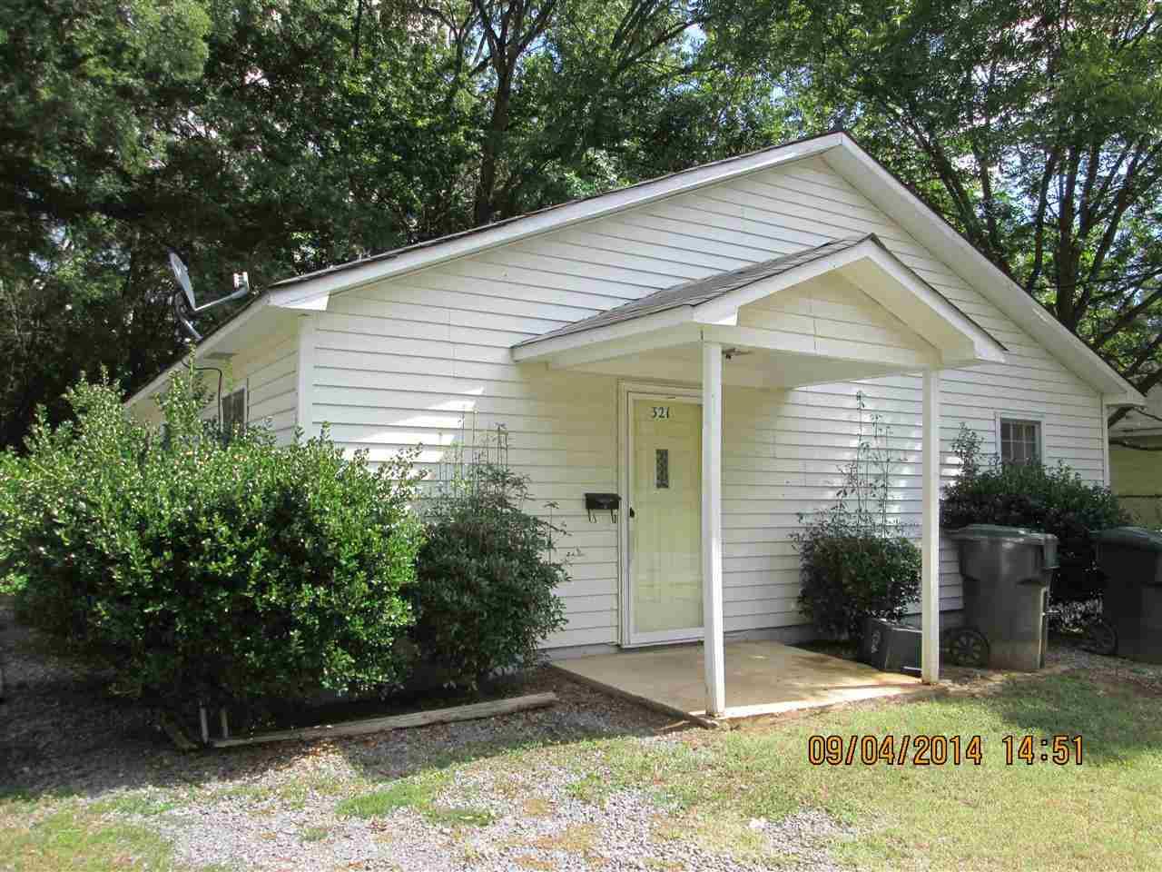 Multi Family for Sale, ListingId:29912878, location: 321/323 S Jones Avenue Rock Hill 29730