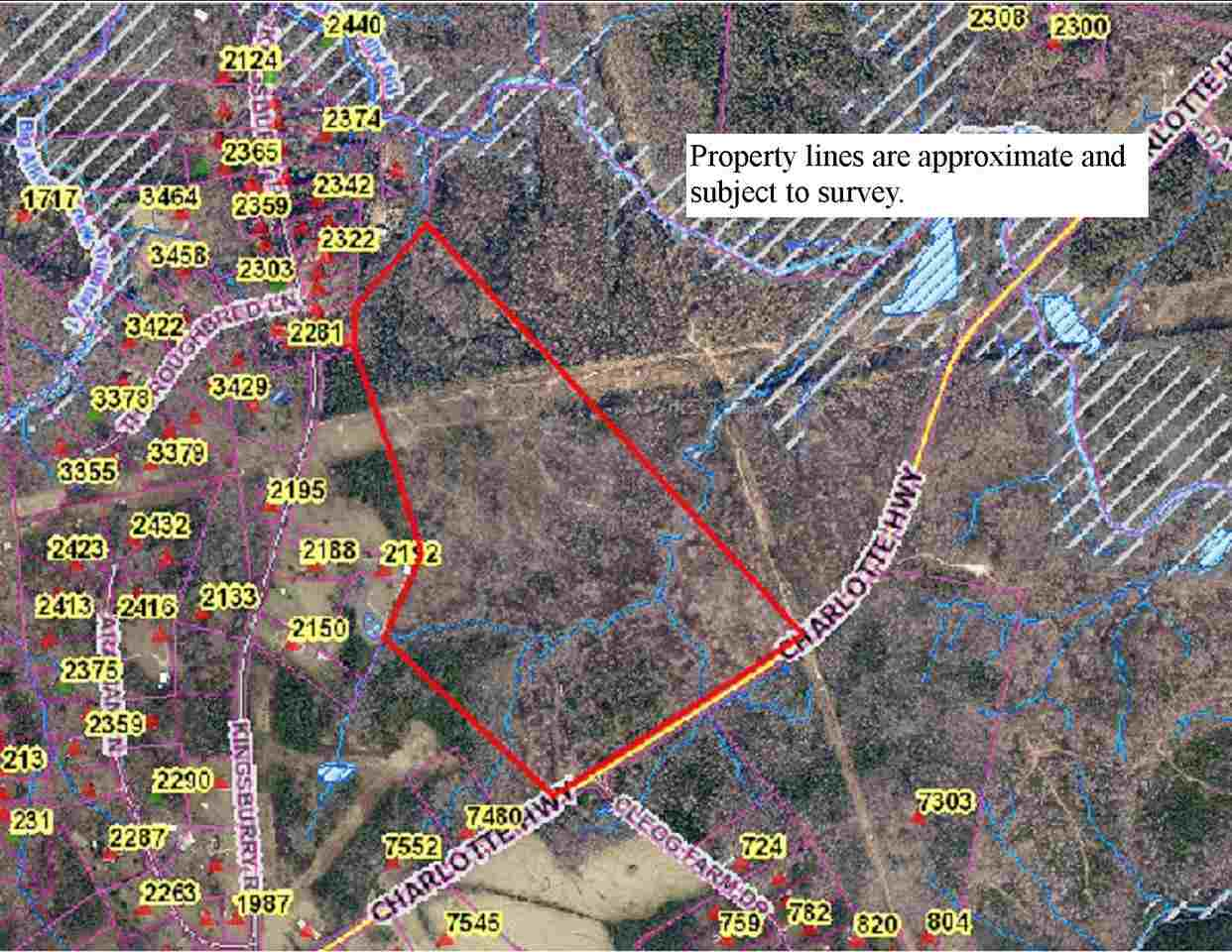 Land for Sale, ListingId:30229383, location: 113 AC Hwy 49 York 29745