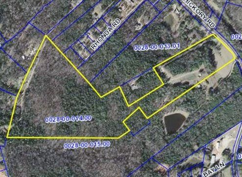 Land for Sale, ListingId:31635948, location: 4741 Old Hickory Road Lancaster 29720