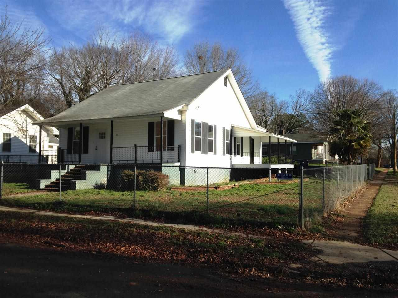 Rental Homes for Rent, ListingId:31426874, location: 340 Long St Rock Hill 29730