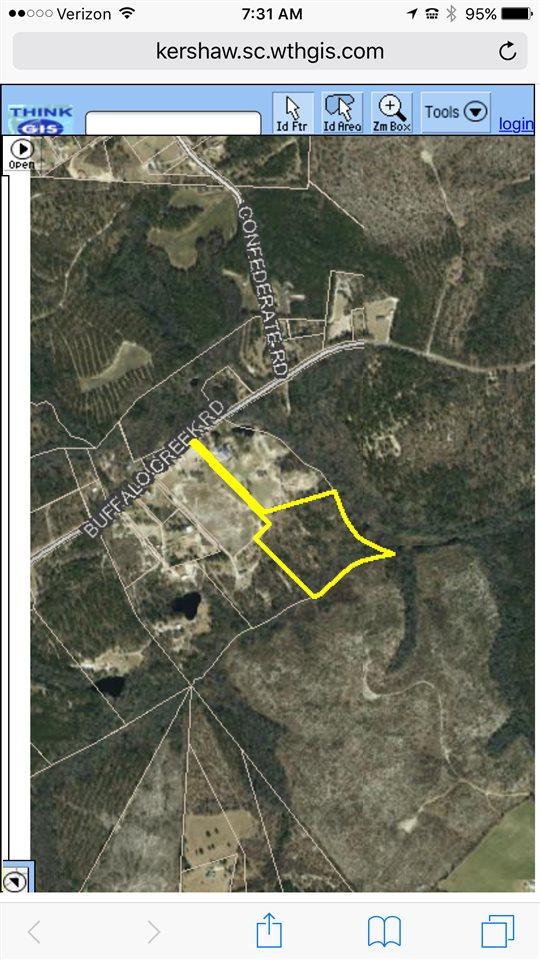 1341 Buffalo Creek Rd, Kershaw, SC 29067