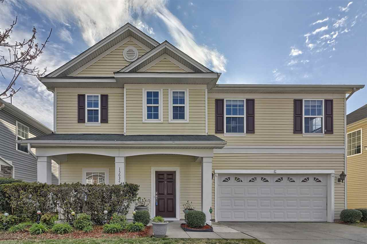 Photo of 15634 Normans Landing Drive  Charlotte  NC