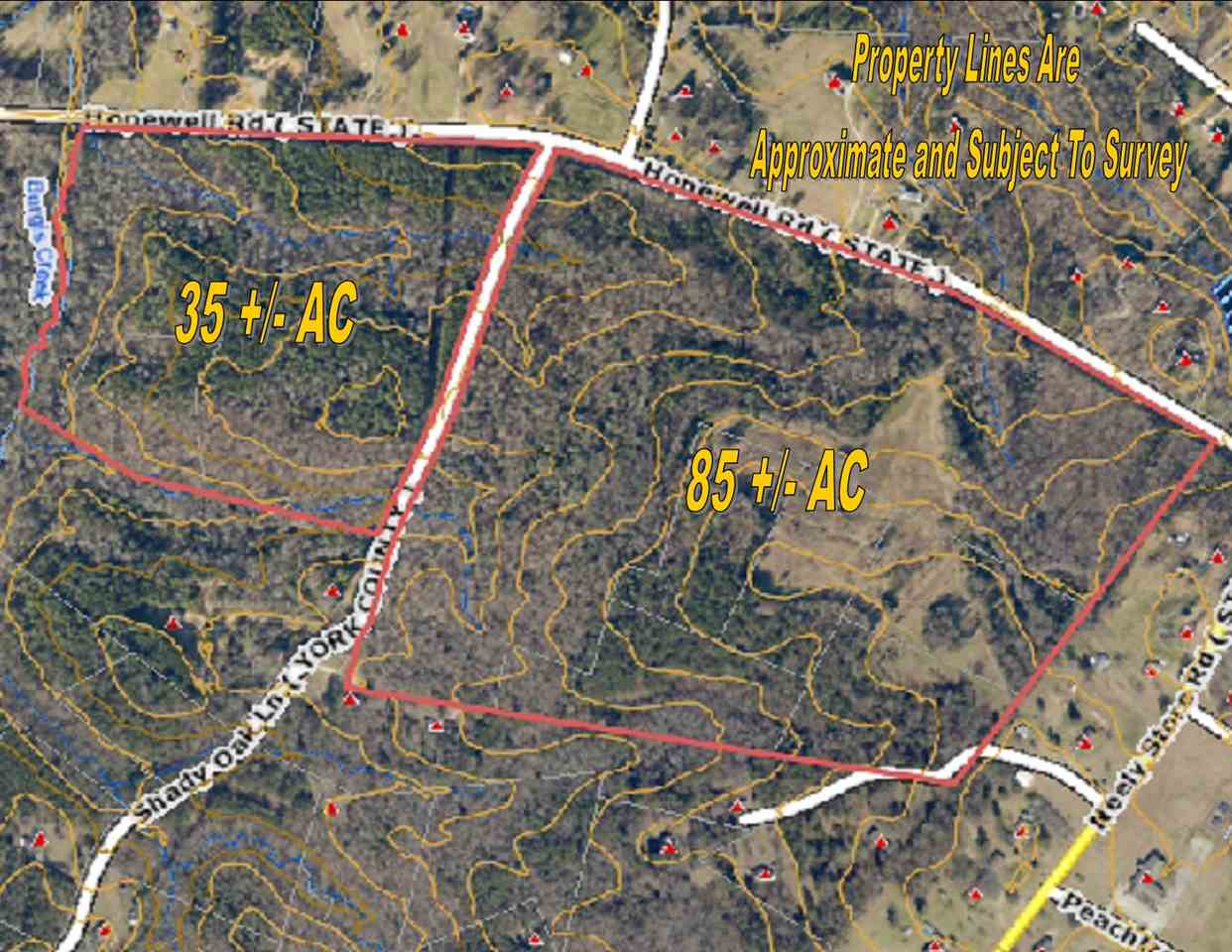 35 Ac Hopewell Rock Hill, SC