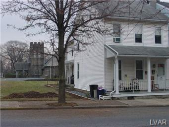 Rental Homes for Rent, ListingId:26158710, location: 331 Walnut ST Catasauqua 18032