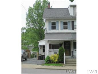 Rental Homes for Rent, ListingId:26223860, location: 1828 Eaton AVE Bethlehem 18018