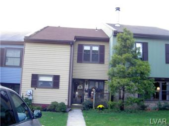 Rental Homes for Rent, ListingId:26388610, location: 1722 Platt CT Allentown 18104