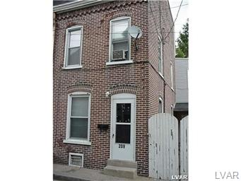 Rental Homes for Rent, ListingId:26976657, location: 209 N Poplar ST Allentown 18102