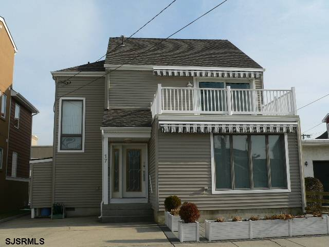 Rental Homes for Rent, ListingId:21802542, location: 17 S Huntington Ave Margate City 08402