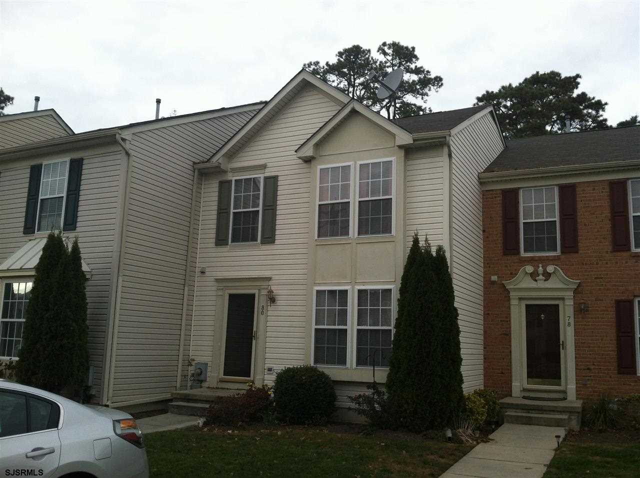 Rental Homes for Rent, ListingId:26074868, location: 80 Jamestown Cir Mays Landing 08330