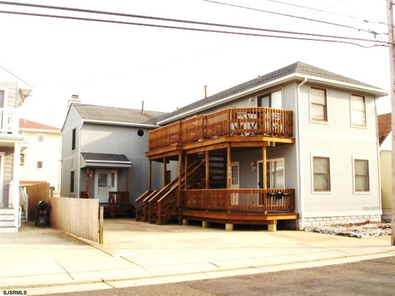 Rental Homes for Rent, ListingId:27510790, location: 9610 Monmouth Ave Margate City 08402