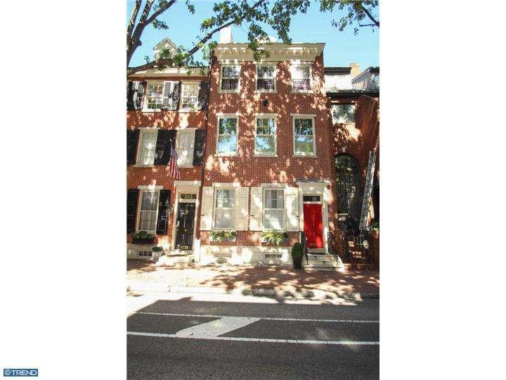 Single Family Home for Sale, ListingId:25375799, location: 417 SPRUCE ST Philadelphia 19106